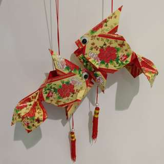 CNY Fish - Hanging
