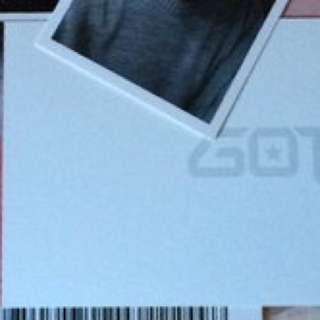 WTB Got7 Departure Phototicket (markson/yugbum)