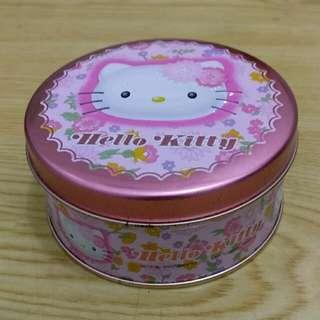 🚚 Hello Kitty 鐵罐