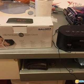 $80 USB收音機 自動追台