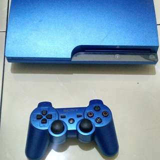 Jual cpt ps3 blue edition