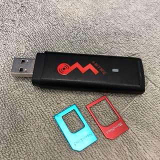 HUAWEI E1750 HSPA USB Stick V100R001