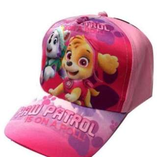 Instock Paw Patrol cap Brand New Size for 3-7yrs old