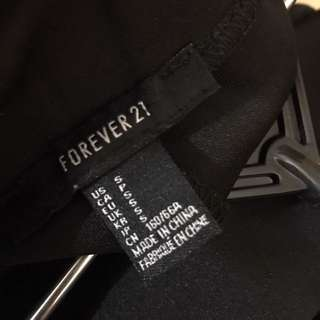 forever 21 flare skirt