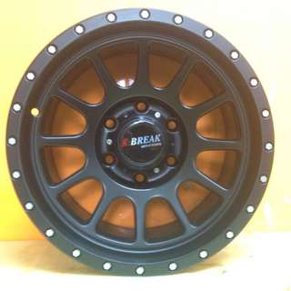 16 inch SPORT RIM 4x4 K.BREAK JAPAN OFFROAD RACING
