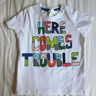 H&M brand new top for baby/toddler