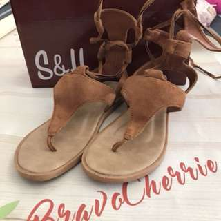 S&H Gladiator Sandals