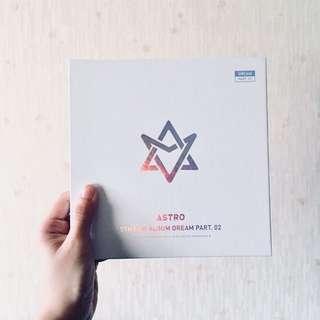 ASTRO Dream Part 02. 限量WITH版 空專
