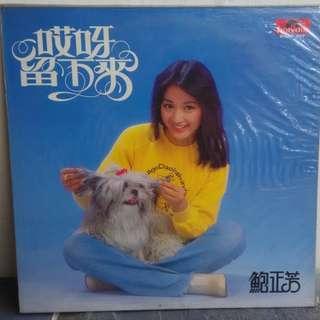 Bao Zheng Fang 鲍正芳 LP Record Vinyl - 哎呀留下来 Album