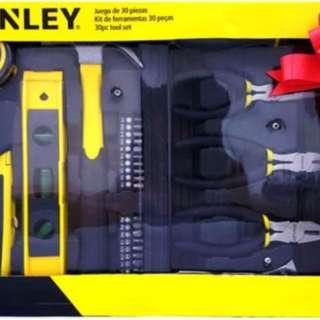 Stanley 30pc Tool Set STHT74982(Black)