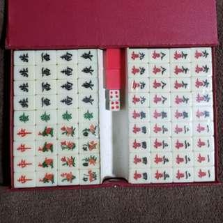 BN Mini Mahjong Set #huat50sale