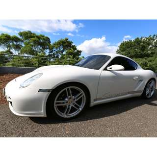 Porsche Cayman 保時捷  2007 跑八萬出