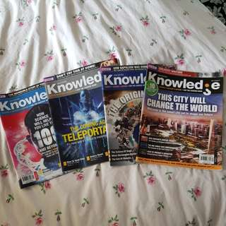 BBC Knowledge Magazines
