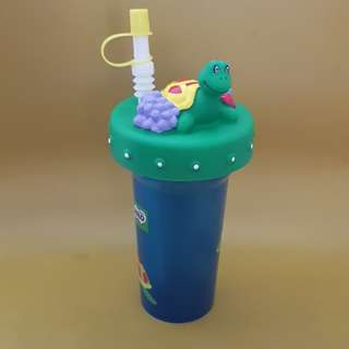 Kids Cup with Straw