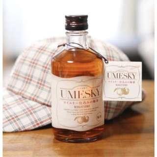 日本若鶴威士忌梅酒 🥃