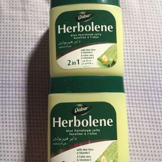Herbolene aloe petroleum jelly 225ml