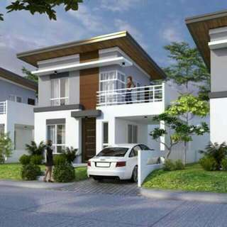 House and lot rfo in tunghaan minglanilla
