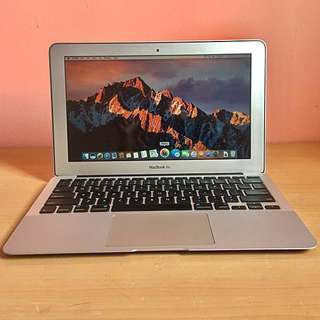 "(Dual Boot)i7,512GB SSD MacBook Air 11"""