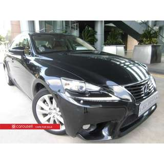 Toyota Lexus IS Hybrid IS300h