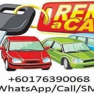 Car Rental - Daily/Weekly/Monthly - Kereta Sewa