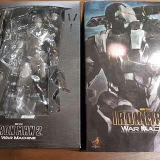 Hot Toys Ironman 2 War Machine