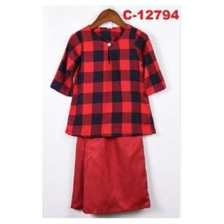 KURUNG DRESS (FF097)