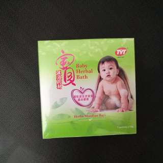 TYT Baby Herbal Bath