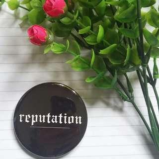 Taylor Swift Reputation badge