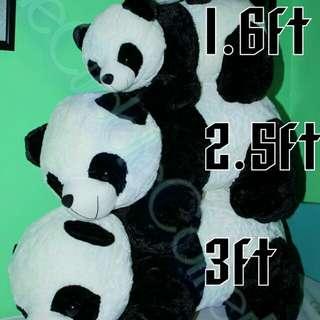 Valentines Sale! PANDA STUFF TOYS