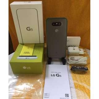LG G5 4/32 H8310 Black Likenew