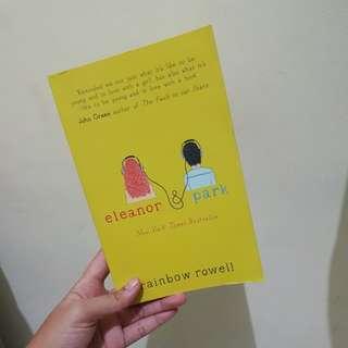 Eleanor and Park (English Novel Asli)
