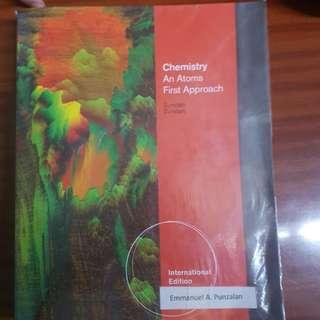 Chemistry: An Atoms First Approach by Zumdahl
