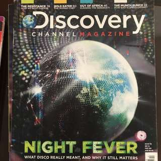 Discovery Channel Magazine Issue 1412