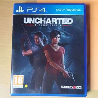 Uncharted:The Lost Lagency