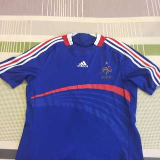 Vintage Adidas Jersey France original