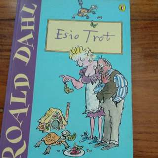Dont know what to get for Valentine's day or dont know how to express to your love.. read  this book by roald dahl esiotrot