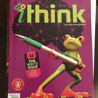 ithink Magazine Issue 16/17