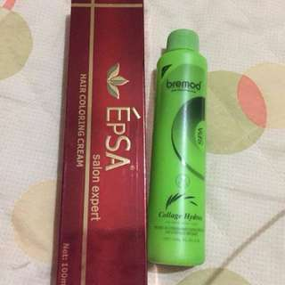 Epsa hair color (Authentic)