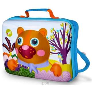 Oops Forest 3D Soft Happy School Bag