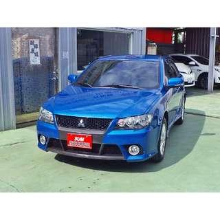 SUM尼克汽車】2011 Mitsubishi三菱 Lancer-Fortis 1.8L