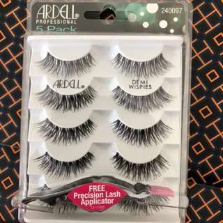 Ardell 5 pack false lashes
