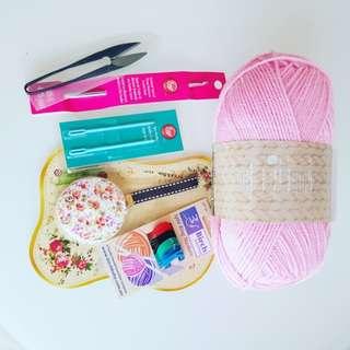 Crochet Starter Pack