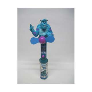 "Monster Inc./ Monsters University James ""Sully"" Sullivan Sulley Candy Fan Disney"