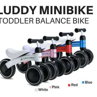 *Ready stocks* Kids Mini Bike / Bicycle / Walker / Tricycle