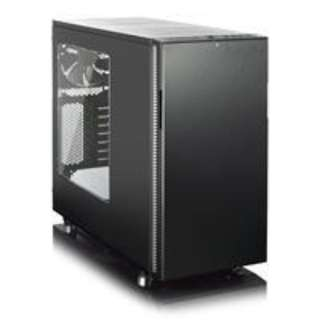 NEW UNUSED...Fractal Design R5 ATX Case Titanium with side window.