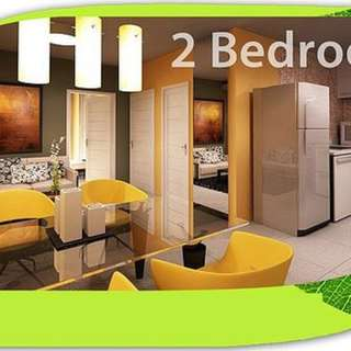2 Bedroom in Pasig Ortigas CBD nr SM Megamall Ready for Occupancy Rent to own