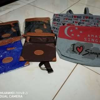Assorted SG Bags
