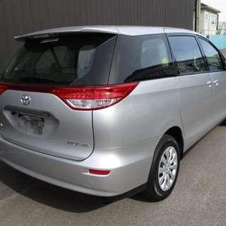 Toyota Previa 2.4A  for rent