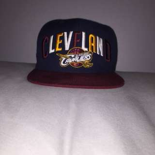 Mitchell & Ness Cleveland Cavaliers Hat
