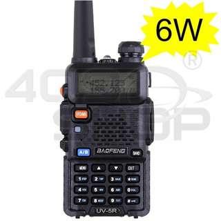 Baofeng UV-5R Dual Band UHF/VHF Radio 6W